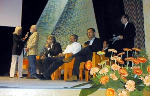 Mario Monicelli e la giuria