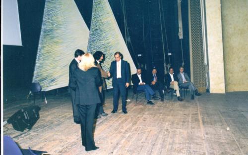 Carlo Ghioni - vincitore video professionisti 2002