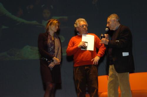 DONDERO premia MONICA BULAJ