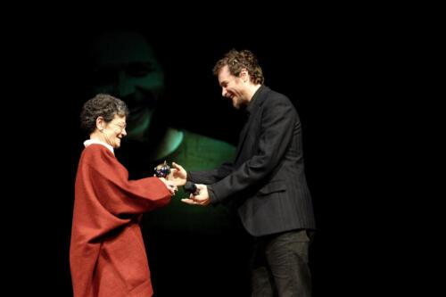 Elizabeth Chatwin e Lorenzo Jovanotti
