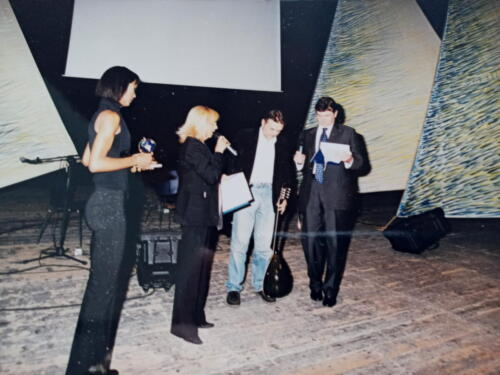 Mauro Pagani 2002