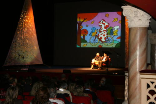 Teatro Modena M. Dondero -F.Tullio Altan