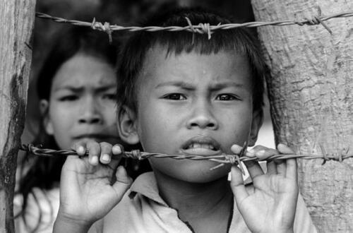 Viaggio in Cambogia di Gianni Iorio Primo Classificato