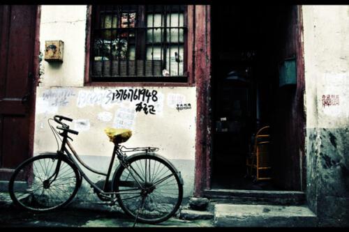 Camminando per Shangai di Damiano Colla Secondo Classificato