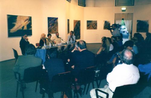 Centro Allende incontro con Antonio Gnoli