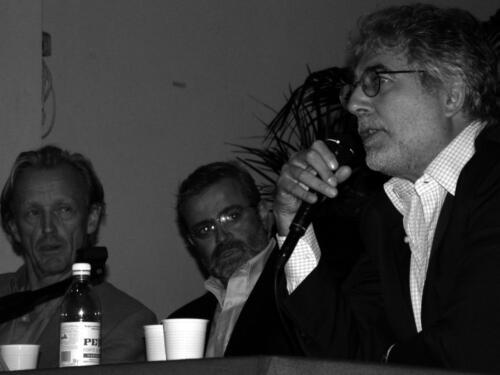 Antonio Gnoli, David Bellatalla, Colin Thubron