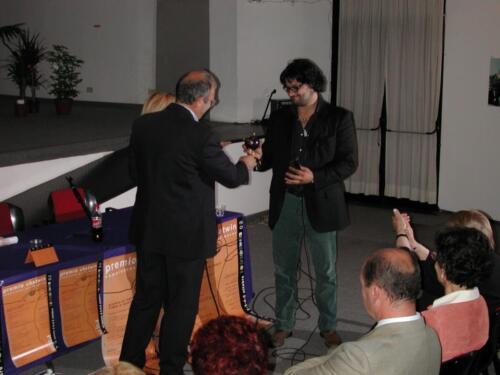 Luca Facchini - premio 2002