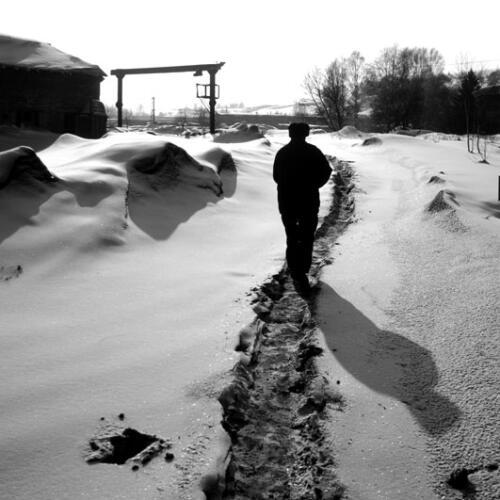 Tracce. Siberia a -42 °C di Luca Forno Terzo Classificato