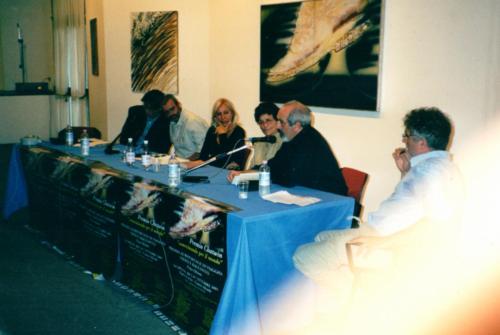 Mario Bernardi presenta libro di Antonio Gnoli
