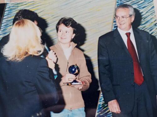 Cinzia Bassani - vincitrice video Non professionisti